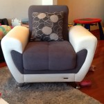 Armchair-Menlo Park-Upholstery-cleaning