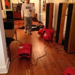 Water-Damage-Machine-Menlo Park-CA